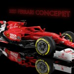 Design And Render A Fully Customisable Formula 1 Car Livery On A 3d Model By Joefane