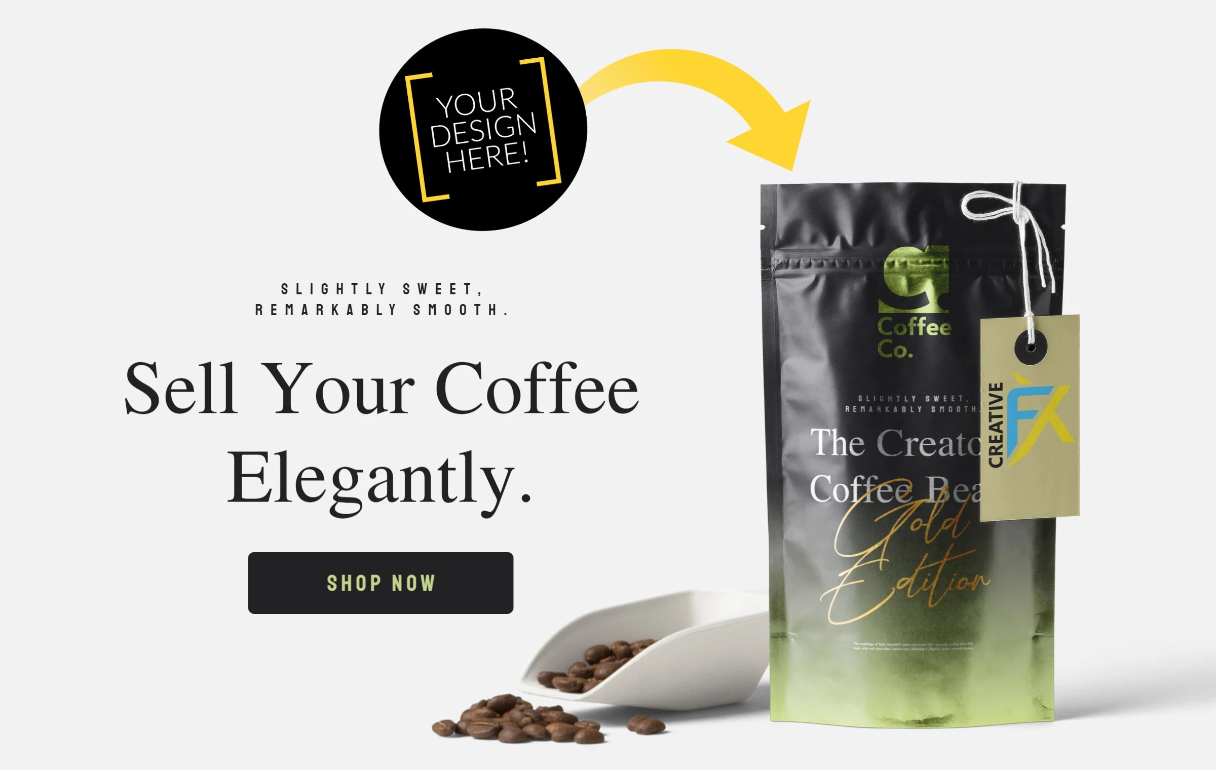 Contains special layers and a smart objects. Create Coffee Bag Mockup Product Design By Creativefx Fiverr