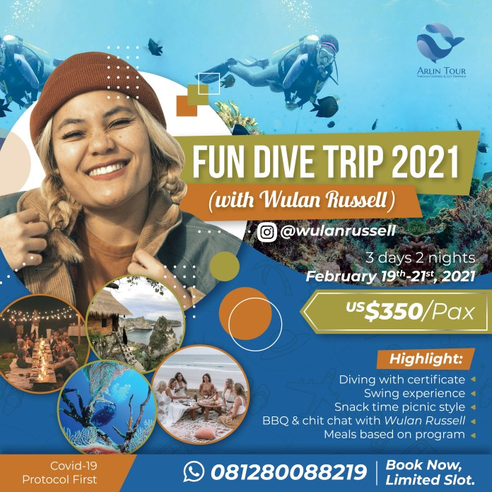 Provide You The Best Scuba Diving Trip In Bali Indonesia By Wulanrussell Fiverr
