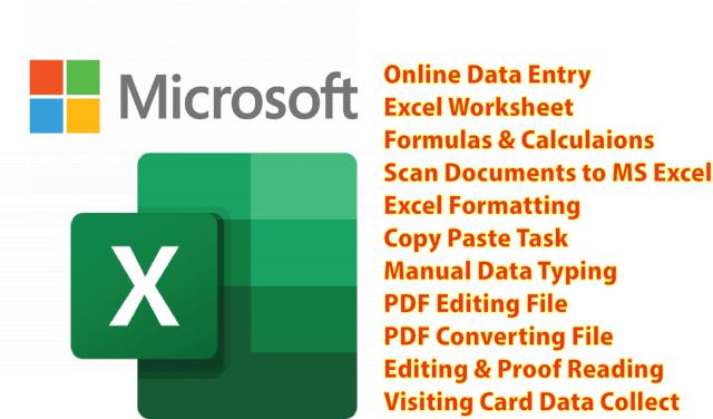 Write macros, farmula, format excel sheet by Saeedpasha30  Fiverr