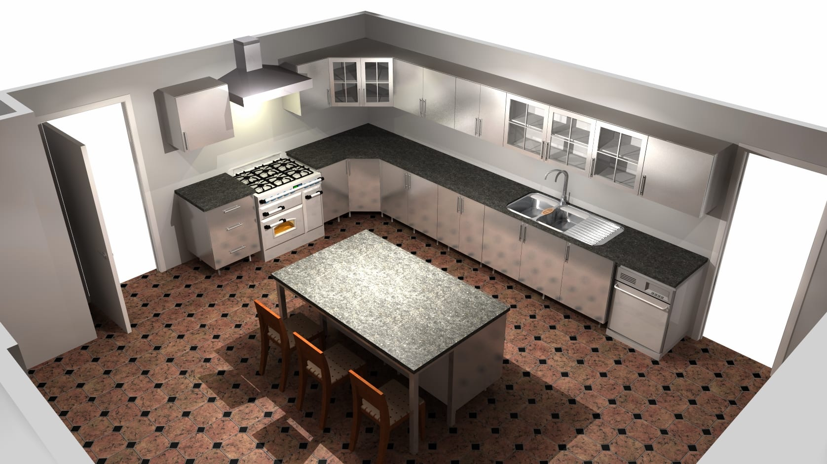 Do 3d Kitchen Design In 2020 By Sheronrex