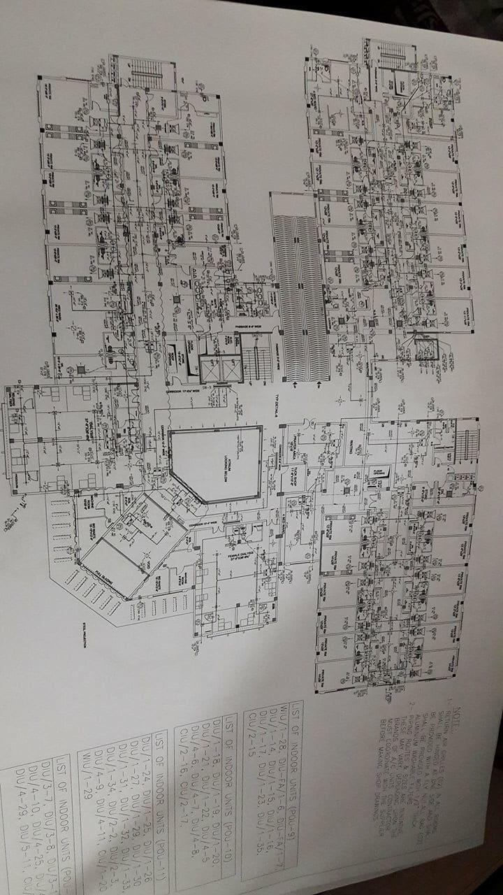 medium resolution of i will do hvac system design