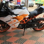 Stick Your Logo In My Ktm Rc 200 By Viswajith7049