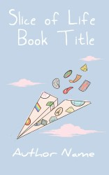 Design a simple aesthetic book cover by Corviddays