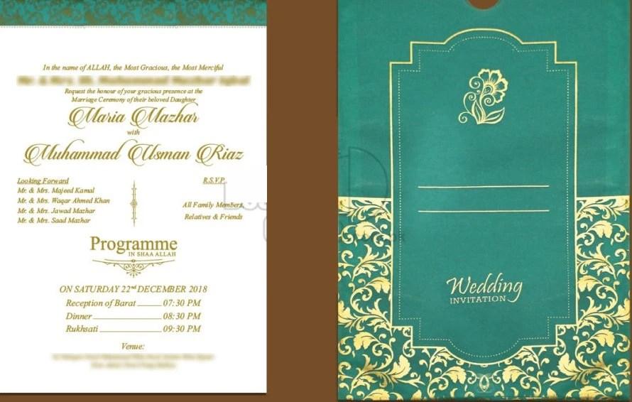 make unique wedding card and invitation card designs for you