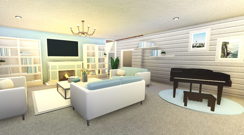Living Room Ideas Bloxburg - jihanshanum
