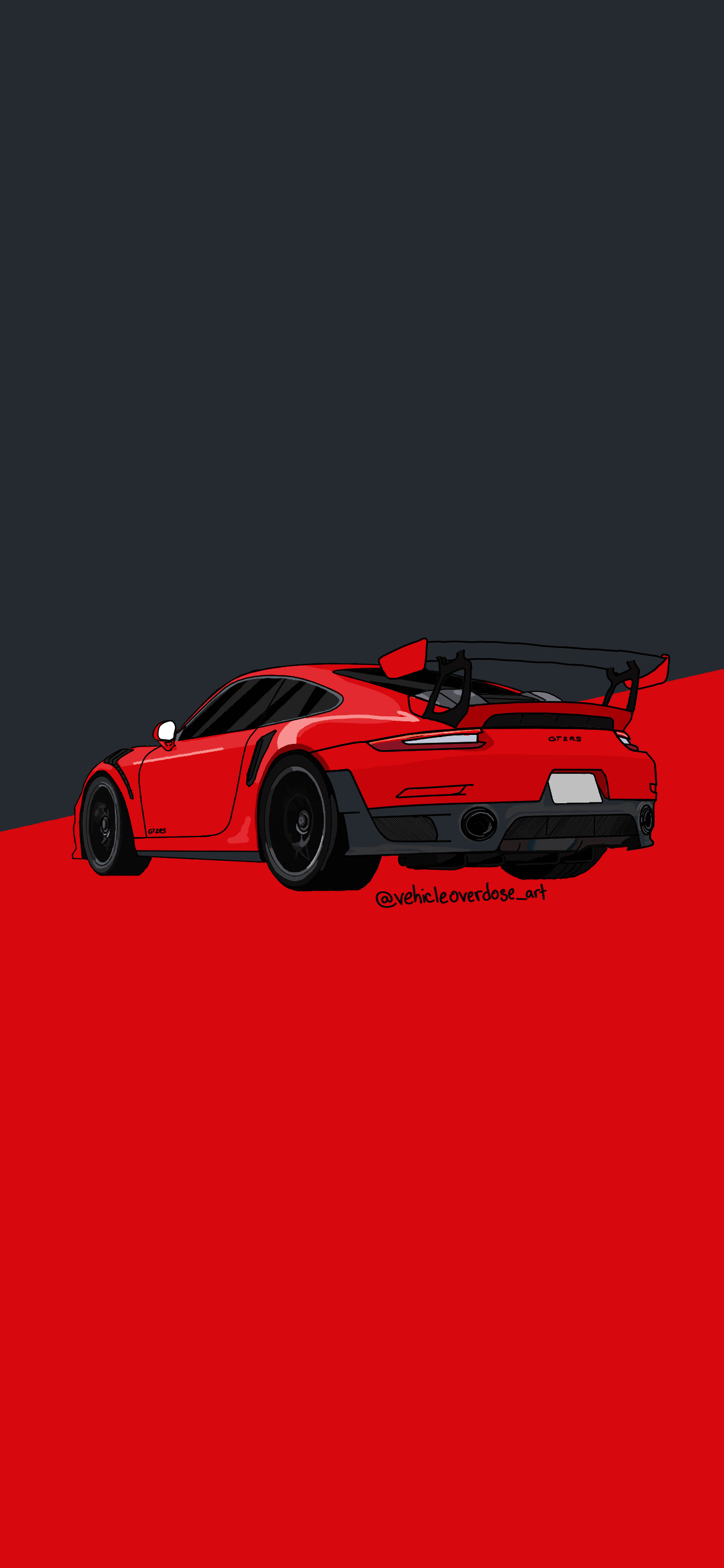 Find your perfect wallpaper and download the image or photo for free. Draw Your Car As A Wallpaper By Frantuz Fiverr