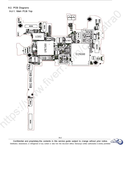 small resolution of samsung note 3 pcb description of the