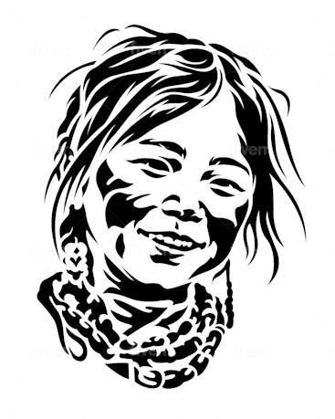 Turn your photo into a clean stencil design by Stencilsensei