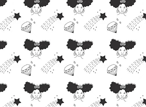 Make doodles manual or digital by Novitahelviana
