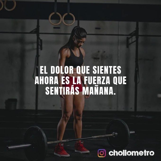 Design 2000 Fitness Image Quotes In Spanish For Instagram By Subho7