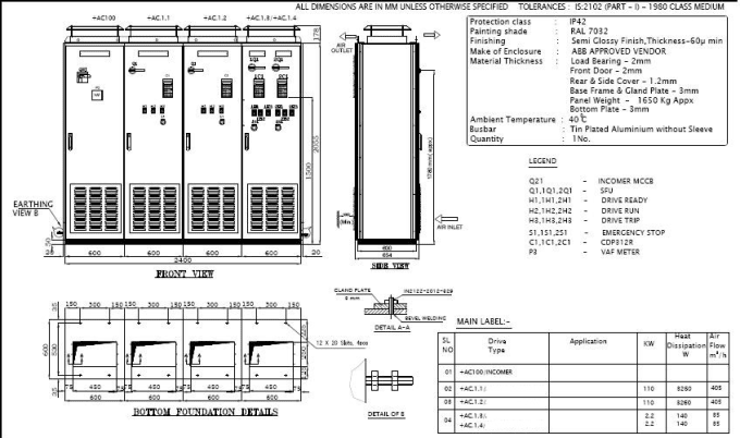 Draw electrical and civil drawings in autocad by
