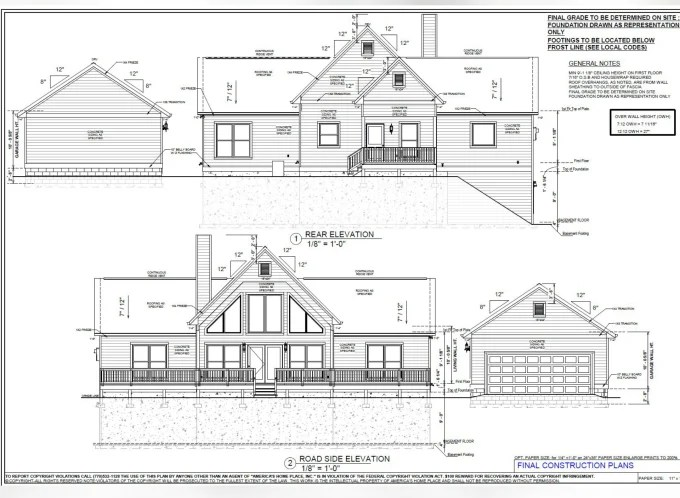 Do 2d floor plan, site plan, foundation plan, electrical