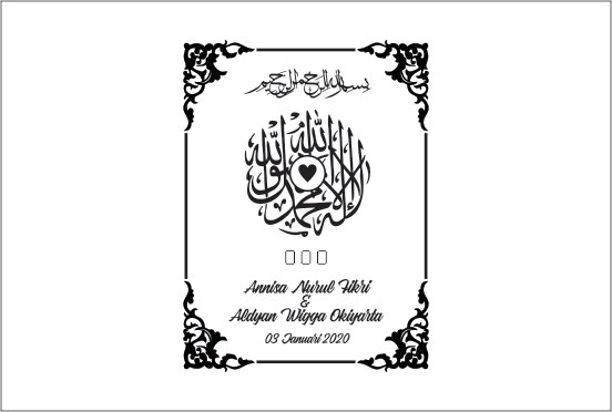 Make laser cutting project in coreldraw by Athrart