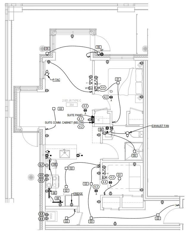 Create mechanical or electrical engineering drawings by Gtoker