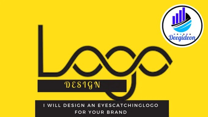 design an outstanding and modern logo in less than 12 hours