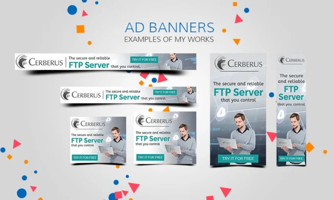Whether you're advertising your services, a new product or a special pr. Design Top Ten Google Adwords Banner Ads Amanda Scott