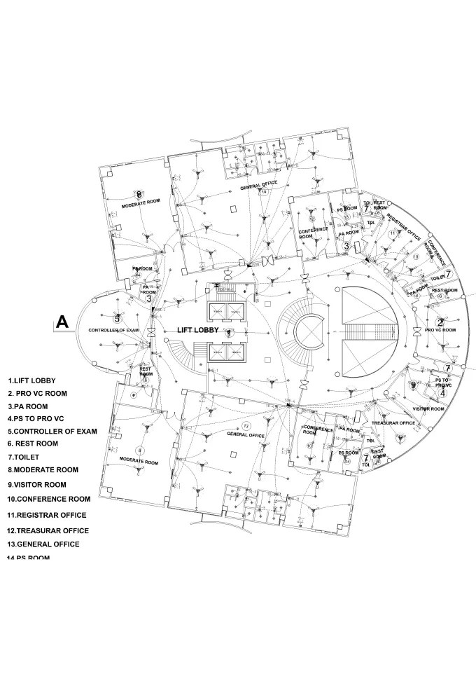 Create floor plan and electrical drawing for your house by