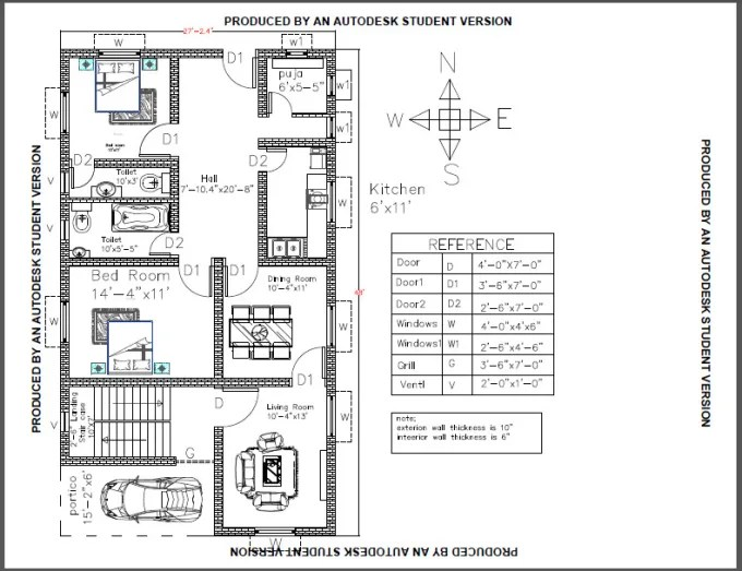 Electrical drawing of floor plan design autocad by