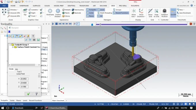 Cnc programming for mastercam and other software by Chriscnc