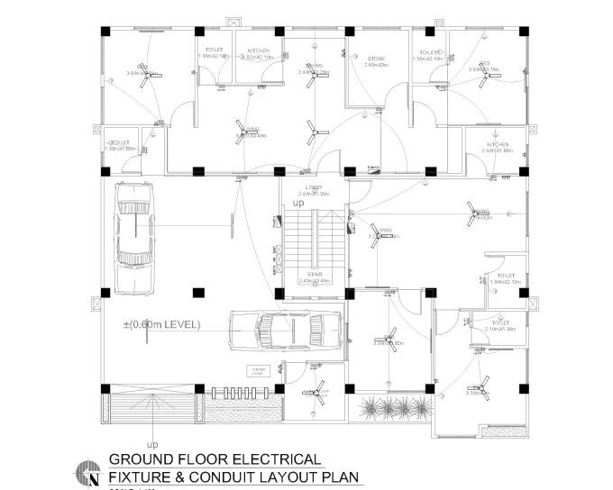 electrical plan new house