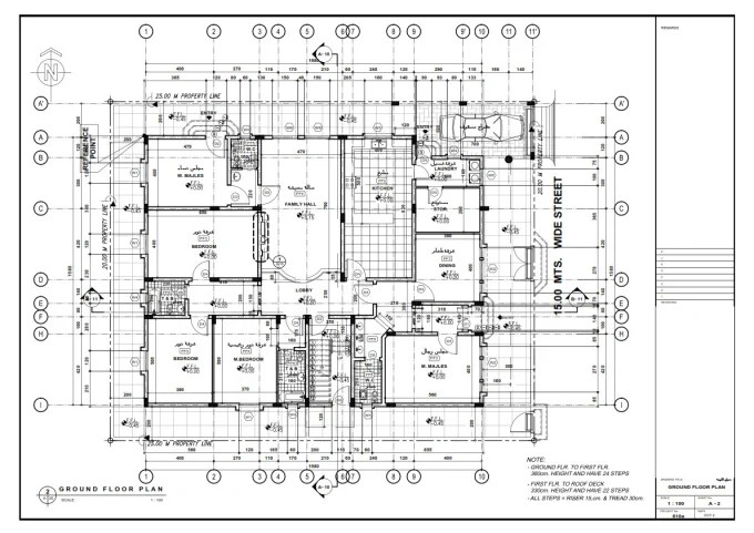 Draw and design architectural structural and mep dwgs in