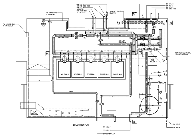 Do mechanical building services cad design by Declanowens