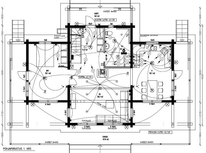 Diy electricity plumbing blueprints by Morelectrician
