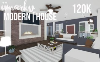Living Room Ideas In Bloxburg