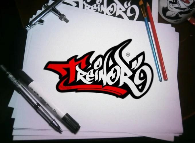 Graffiti Tattoo Lettering Styles