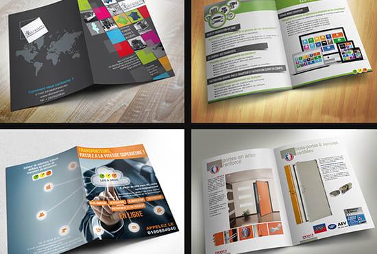 design business flyer brochure