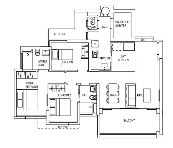 Make an architectural plans in autocad ground floor by Fiazskt