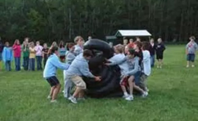 Send You A List Of Youth Group Or Large Group Games For