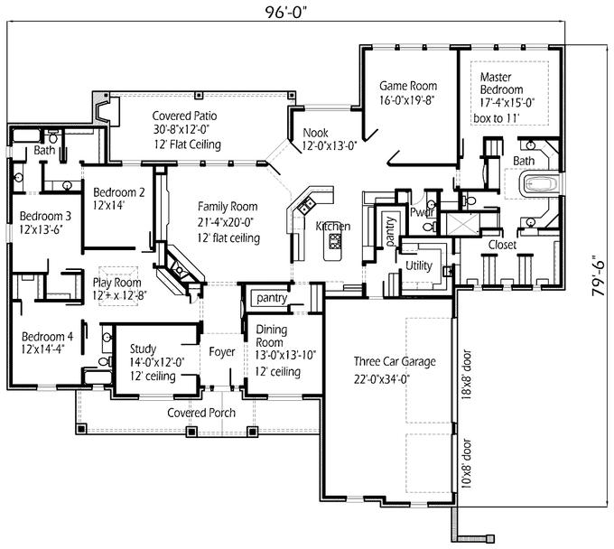 Madden Home Design House Plans
