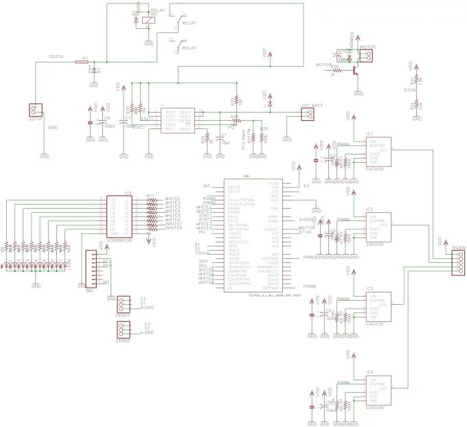 Pcb layout and schematic using eagle by Sudu_malli