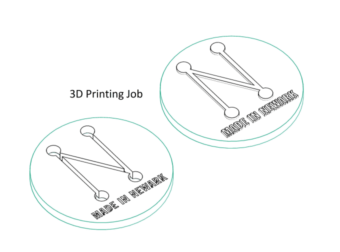 Convert trace any drawing for laser cutting and 3d