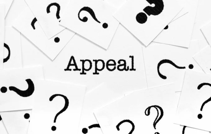 Type your appeal letter or power of attorney by Islanderpoet
