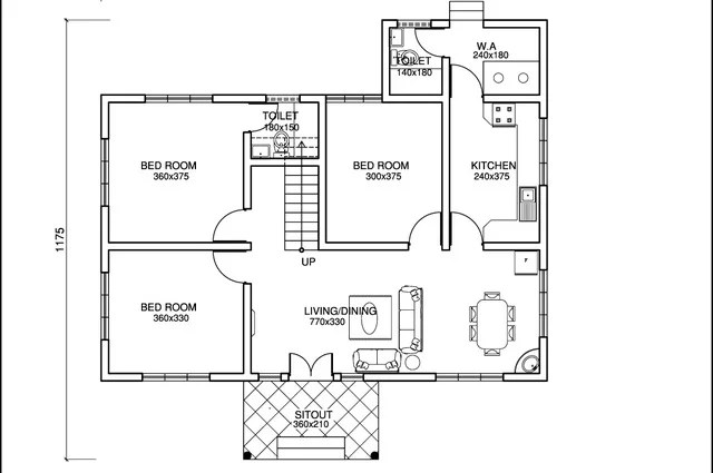 Draft your dream home by Pranotikasat