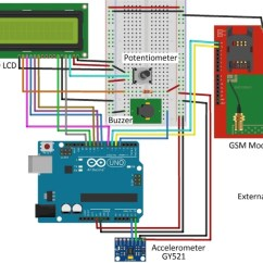 Convert Circuit Diagram To Breadboard 2000 5 0 Mercruiser Starter Wiring Your Schematic Into View By Roshancs