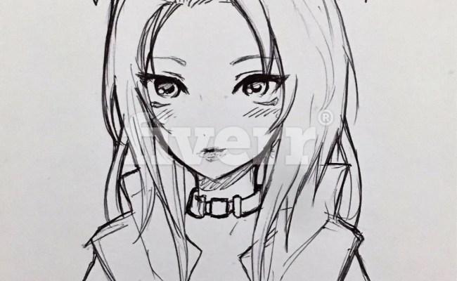 Anime People Drawings Cute766