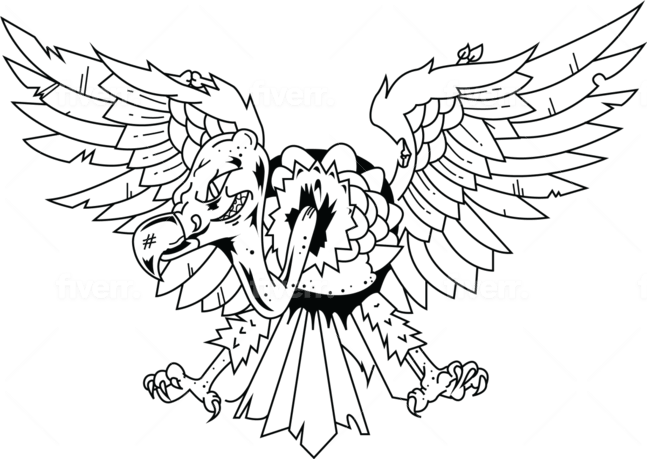 Turn any drawing into vectored artwork by Toboein