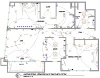 Do autocad drawings for all electrical services lighting ...