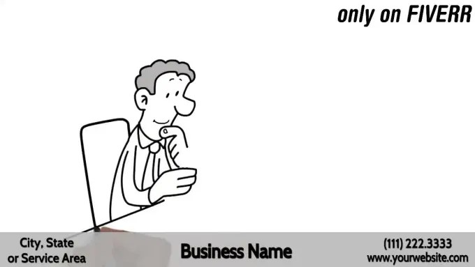 Create a real estate whiteboard animation by Topvideobox