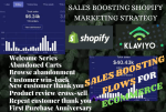 I will shopify SEO to rank your online store higher on google, FiverrBox