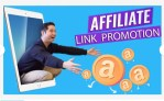I will do amazon affiliate marketing, clickbank, affiliate link promotion, FiverrBox