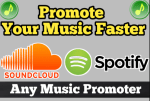 I will promote your music video on roku TV music channel, FiverrBox