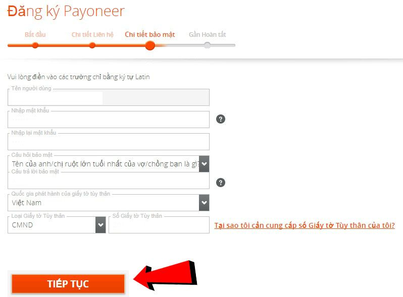 cách đăng ký tài khoản payoneer 5