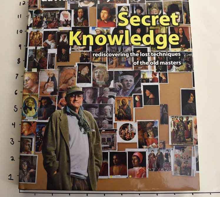 Secret Knowledge - David Hockney
