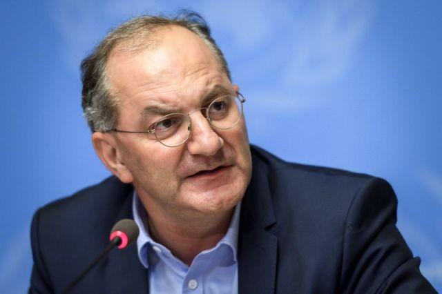 Peter Salama, the head of the World Health Organization (WHO) Health Emergencies Program.