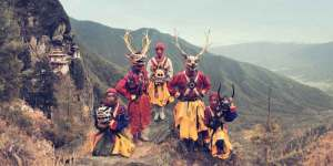 Photo gallery: Stunning images of indigenous peoples in their traditional splendor